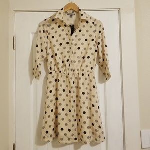 👗 NWT Tinley Road 3/4 Sleeve Dress with liner
